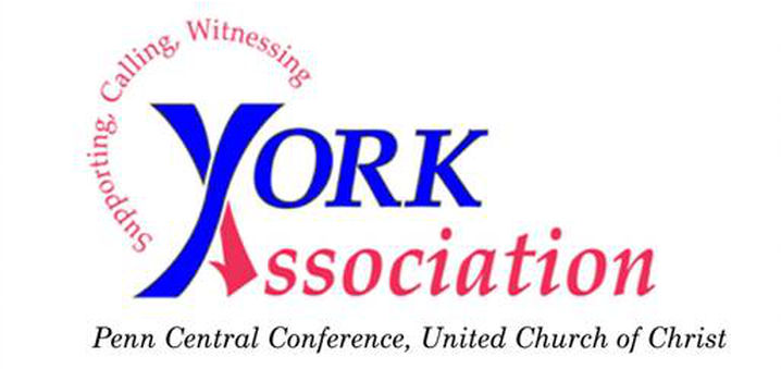 YORK ASSOCIATION OF THE UNITED CHURCH OF CHRIST